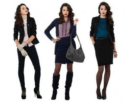 корпоративный стиль в одежде